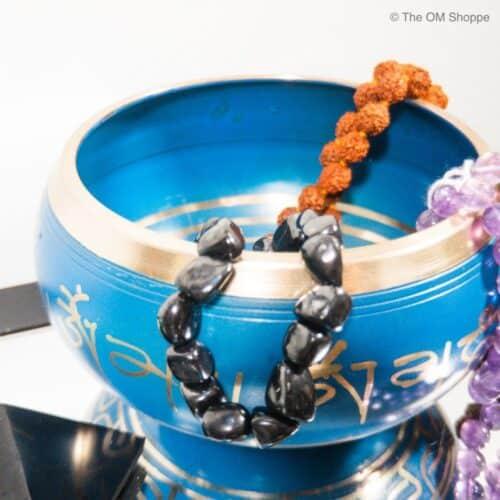 Shungite Tumbled Bracelte