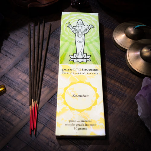 Jasmine Pure Incense The OM Shoppe