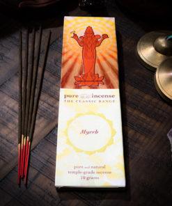 Mryhh Pure Incense The OM Shoppe
