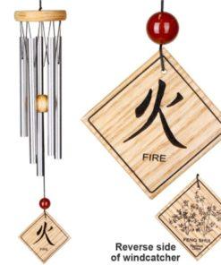 Woodstock Feng Shui Chime - Elements, Earth
