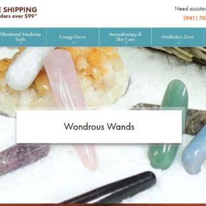 Wondrous Wands