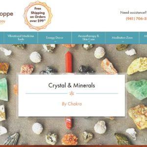 Crystals By Chakra