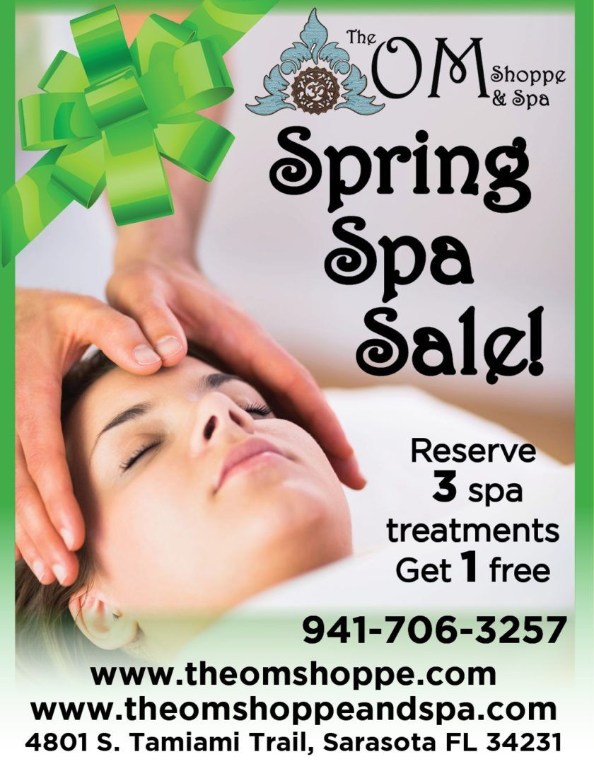 Buy 3 Luxury Spa Treatments & Get A Free Swedish Massage Now! Great Gift Idea