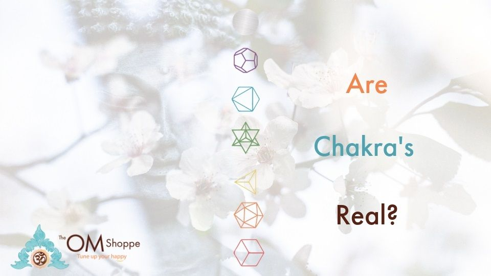 Are the Chakras Real? | TheOMShoppe.com