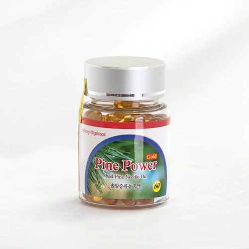 RED PINE NEEDLE OIL FOR SALE 60 GEL CAPS