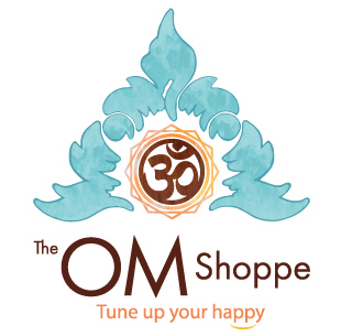 The OM Shoppe Website Logo