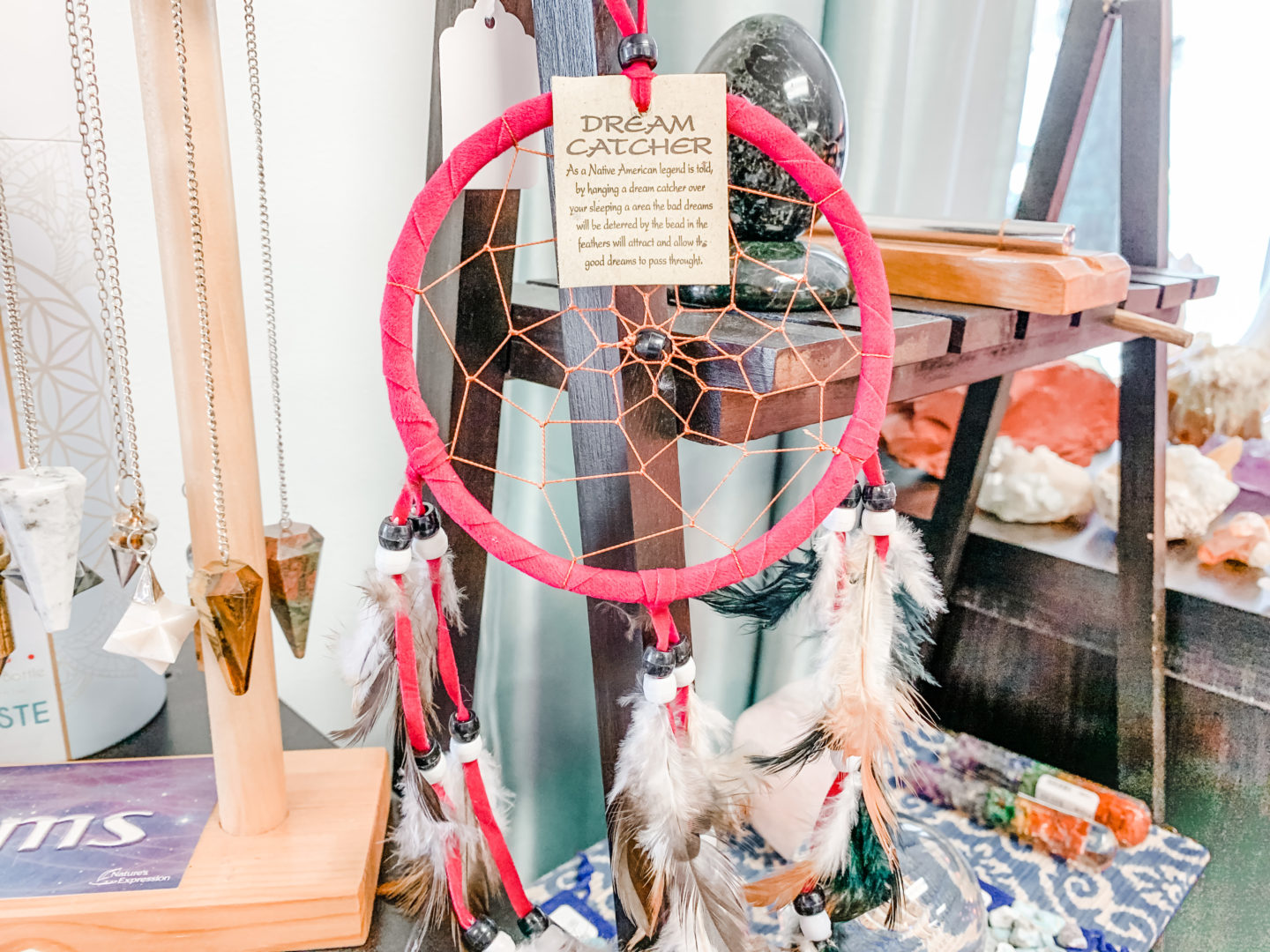 dreamcatcher for New Year's Resolution
