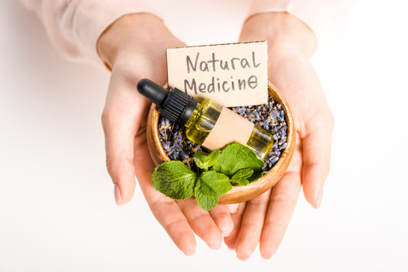 essential oil as natural medicine