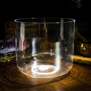 Ultra Light Weight & Alchemy Crystal Singing Bowls
