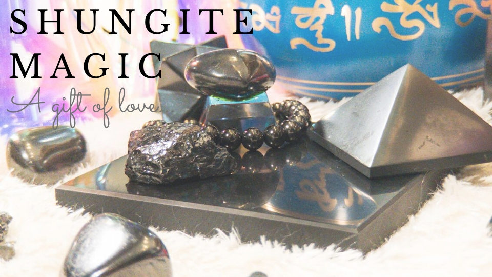 Shungite Water Blog