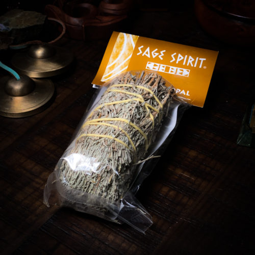 Sage Spirit Sage & Copal The OM Shoppe