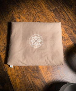 Zabuton Grey Cushion