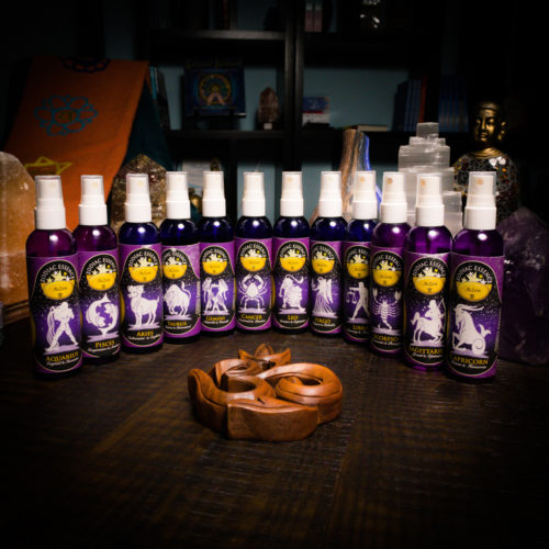 zodiac essence sprays