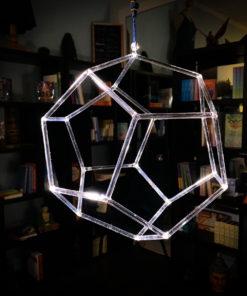 quartz crystal dodecahedron