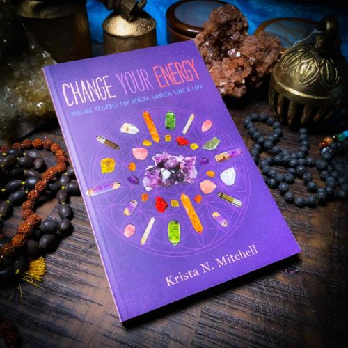 Change Your Energy Book