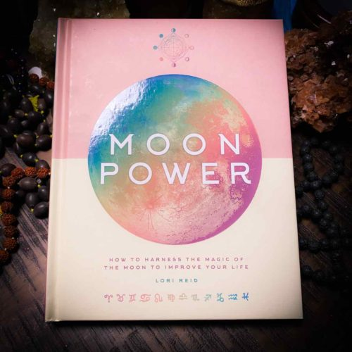Moon Power book on harnessing moon power to improve your life