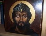 Byzantine Fresco Tolkien Art