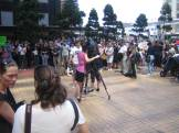 Hobbit Rally in Auckland