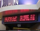 Kellie - CineArts theater on Santana Row in Cambell, California