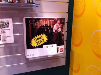 The Hobbit LEGO Board Game