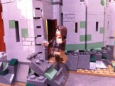 Aragorn in The Battle of Helm's Deep LEGO Set