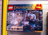The Mines of Moria LEGO set box
