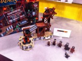Target Exclusive The Orc Forge LEGO Set