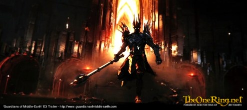 Guardians Of Middle Earth Video Game, E3 2012_Sauron-imp