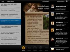 TheOneRing.net iPad App 05