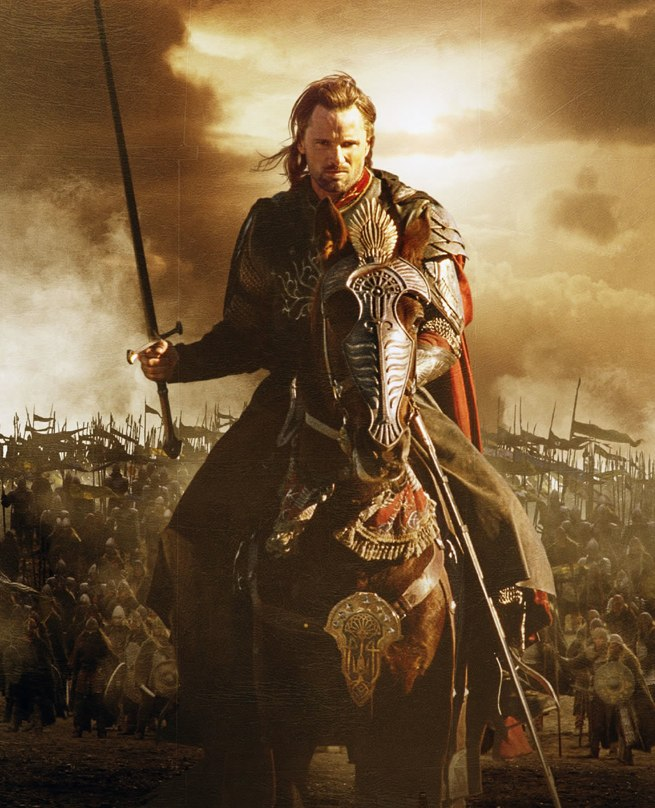 Aragorn's kingly proof… | Hobbit Movie News and Rumors | TheOneRing.net™
