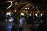 The interior of the Green Dragon