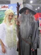 Gandalf & Galadriel SLCC 2013