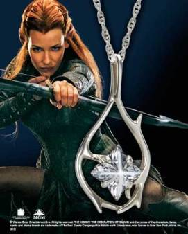 Tauriel Necklace from Noble Collection