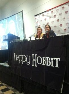 Happy Hobbit Panel