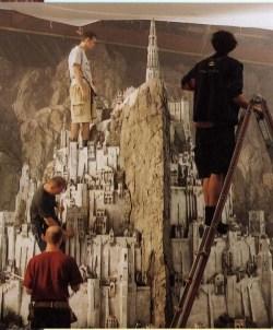 Minas Tirith bigature