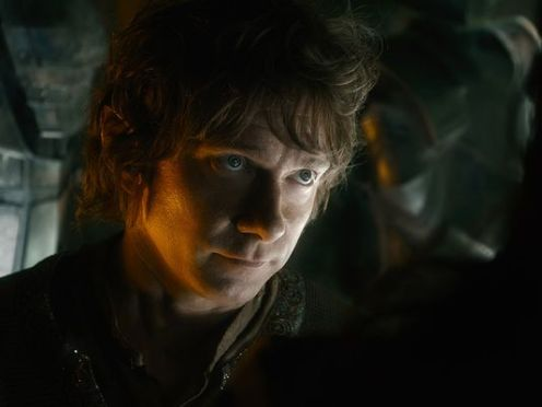 Bilbo from The Battle of the Five Armies.