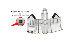 New Minas Tirith inner right wall front