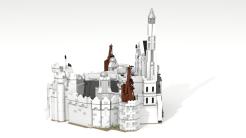 New Minas Tirith left side