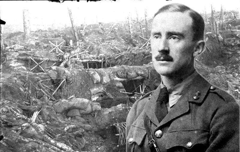 Tolkien and WWI