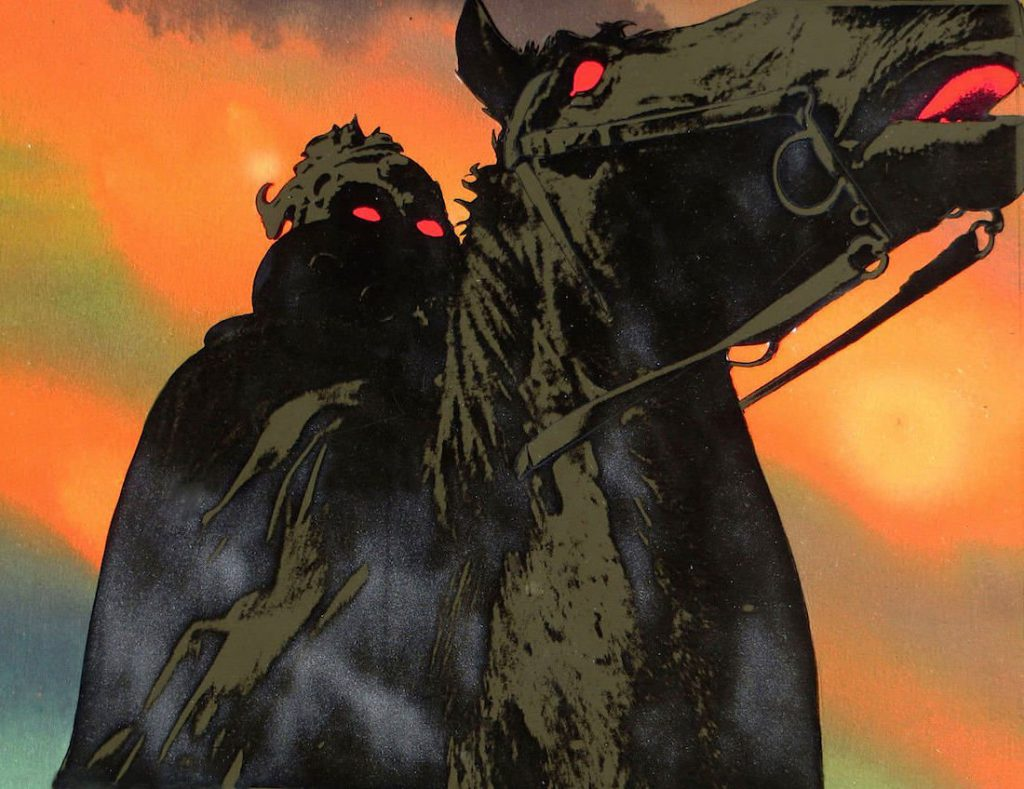 Black Rider from Ralph Bakshi's Lord of the Rings