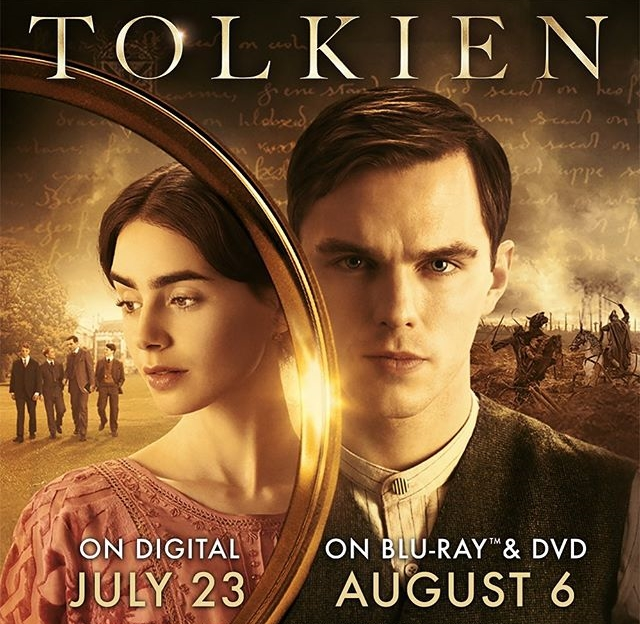 Tolkien' Available Now on Digital, Due on Blu-ray in Two