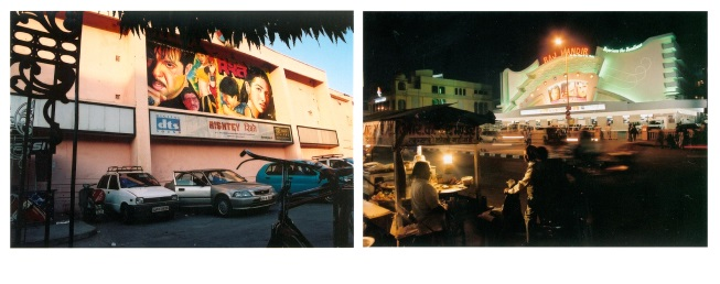 "India - "" Bollywood "" Jaïpur (Rajasthan) Raj Mandir © Vincent Desjardins - http://www.flickr.com/photos/endymion120/4840236555"