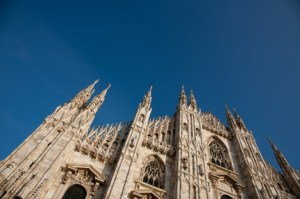 Cathédrale de Milan http://www.flickr.com/photos/_mll_/6318119239/ - © mll