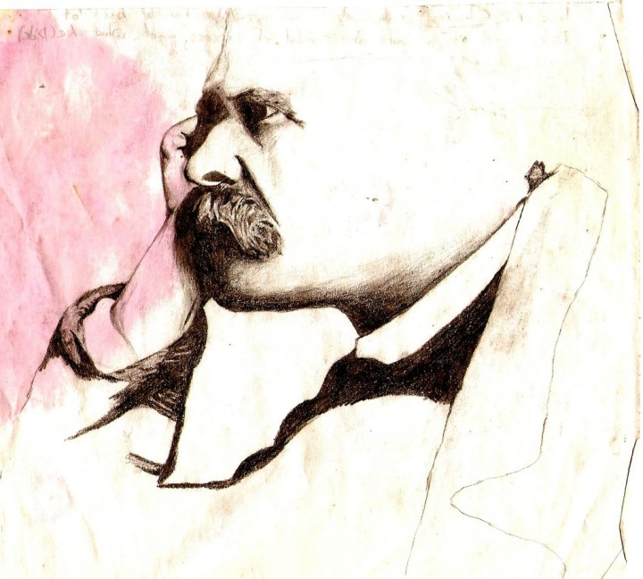 Nietzsche-©Robert Conley-https://www.flickr.com/photos/yelnoc/83216393