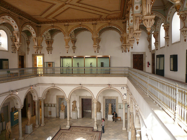 Museo Nacional del Bardo©José Souto - https://www.flickr.com/photos/ppsouto/6695041129