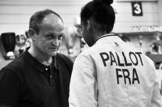 Rachel Pallot au Sabre d'or Tarbes 2015 - © Louis & Tom Lefèvre