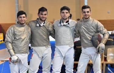 Equipe France Junior Championnats du Monde Bourges 2016 ©Augusto Bizzi