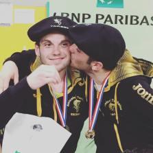 Jean-Phippe Patrice - Baptiste Dubarry - Championnat de France junior 2016 (Orléans) © Jean-Philippe Patrice