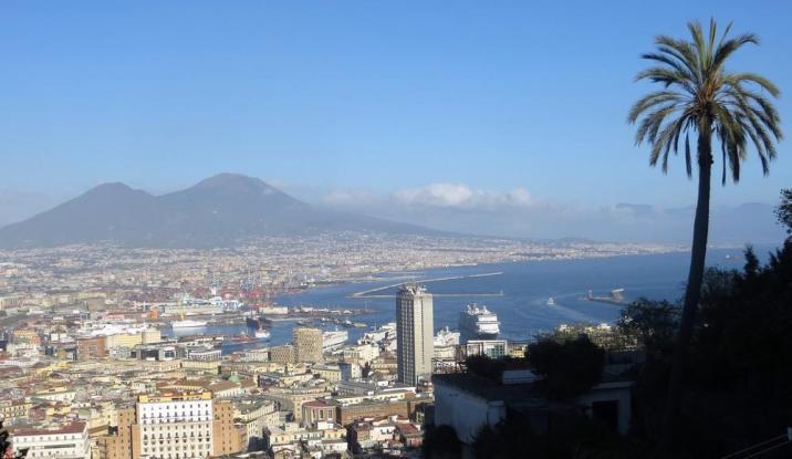 Naples ©Michel Saüquere
