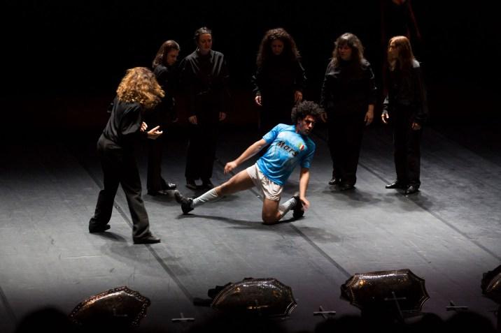 LE SORELLE MACALUSO - Photo : Christophe RAYNAUD DE LAGE